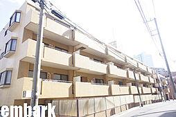 東京都品川区上大崎3丁目の賃貸マンションの外観
