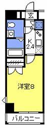 ライフステージ1[801号室号室]の間取り