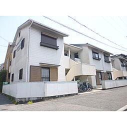 大阪府寝屋川市境橋町の賃貸アパートの外観