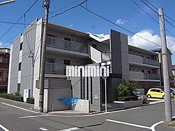 愛知県名古屋市中川区丸米町1丁目の賃貸マンションの外観