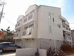 愛知県名古屋市名東区一社4丁目の賃貸アパートの外観