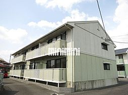 ハートピア春日井B[1階]の外観