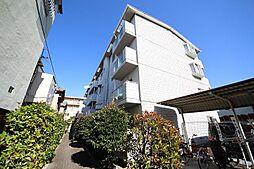 シュロス若江[3階]の外観