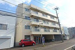 21タイガーズマンション[4階]の外観