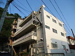 兵庫県神戸市中央区熊内町8丁目の賃貸マンションの外観