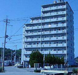 兵庫県姫路市大塩町の賃貸マンションの外観