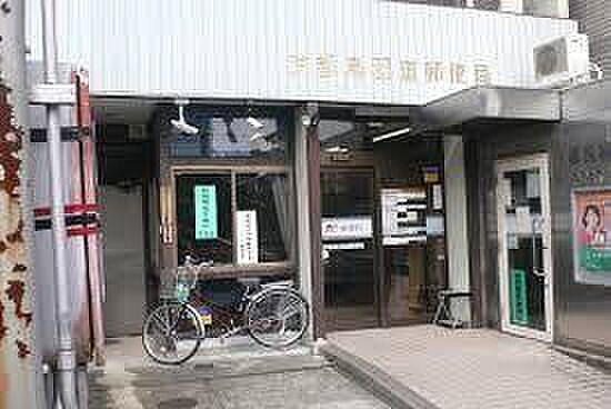 京都鳥羽道郵便...