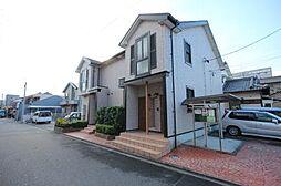 愛知県名古屋市中川区小本本町1丁目の賃貸アパートの外観
