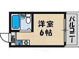 西田辺駅 2.3万円