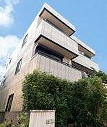 東京都世田谷区上北沢3丁目の賃貸マンションの外観