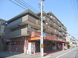京都府京都市南区唐橋琵琶町の賃貸マンションの外観