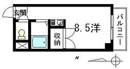 I・S MIYUKI[3階]の間取り
