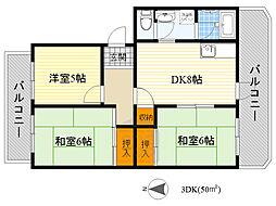 東三国駅 7.0万円