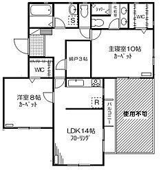 東京都品川区東五反田3丁目の賃貸マンションの間取り