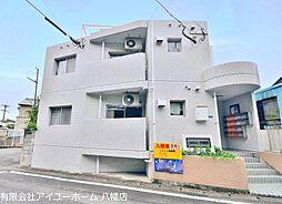 シャトレ幸神西[2階]の外観