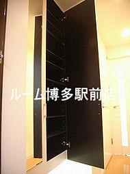 パークアクシス博多美野島のシューズBOX(^^