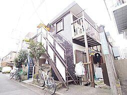 太子堂第一コーポ[1階]の外観