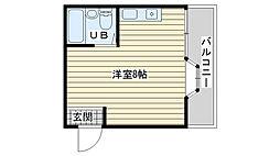 ドリームマンション[305号室]の間取り