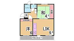 東須磨駅 3.5万円