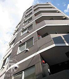 東京都品川区中延6丁目の賃貸マンションの外観