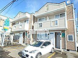 [テラスハウス] 青森県青森市富田3丁目 の賃貸【/】の外観