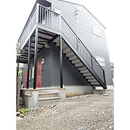 プラスガレージ秦野[202号室]の外観