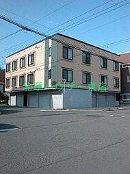 北海道札幌市東区北二十七条東18丁目の賃貸アパートの外観