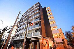 大阪府大阪市浪速区浪速西1丁目の賃貸マンションの外観