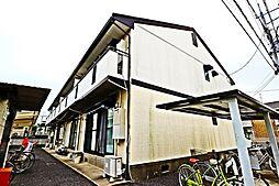 吉川タウンハウス II[1階]の外観