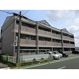 静岡県浜松市東区上新屋町の賃貸マンションの外観