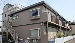 東京都江戸川区北小岩2丁目の賃貸アパートの外観
