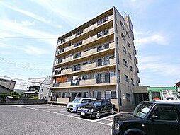 岡山県岡山市中区桜橋3丁目の賃貸マンションの外観