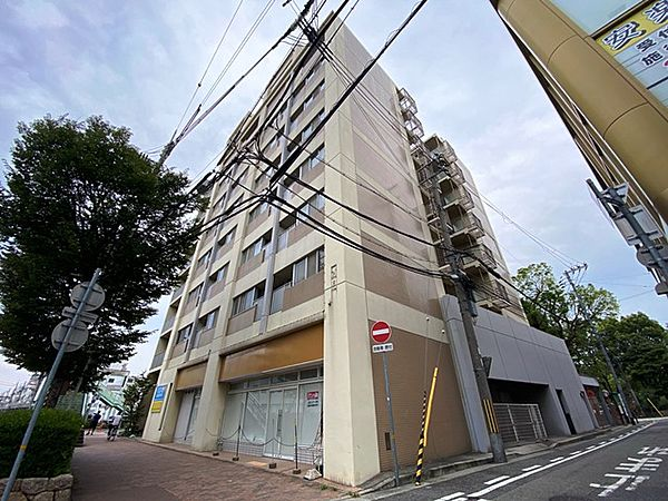シャンブルクイセ 4階の賃貸【兵庫県 / 尼崎市】