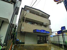 メゾンツジヤマ[3階]の外観