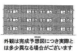 コーポラスヤナセV C棟104 (DL)[C104号室]の外観