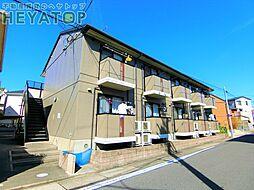 愛知県名古屋市南区駈上1丁目の賃貸アパートの外観