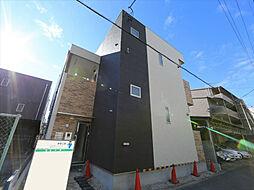 愛知県名古屋市中村区大宮町2の賃貸アパートの外観
