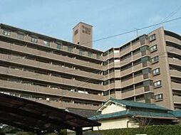 ライオンズマンション瓢箪山[4階]の外観