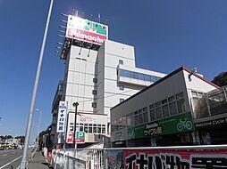 ユナイト東寺尾スタンフィールド[2階]の外観