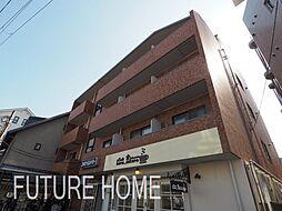 兵庫県神戸市東灘区岡本2丁目の賃貸マンションの外観