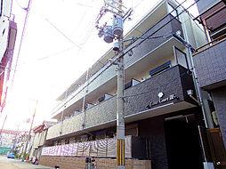 大阪府大阪市生野区巽北1丁目の賃貸アパートの外観