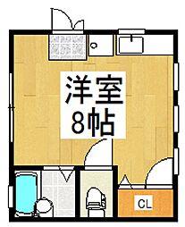 河瀬宅[1階]の間取り