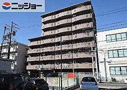 中日マンション上飯田[6階]の外観