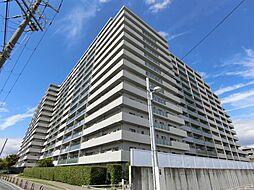 茨木ガーデンレジデンス[11階]の外観