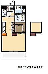 (新築)神宮東1丁目マンション[602号室]の間取り