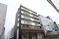 シャンポール東大阪[3階]の外観