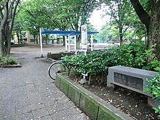 周辺環境:梅里中央公園