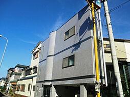 プリンスマンションリバーサイド[3階]の外観