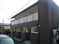 諏訪荘B棟[2階]の外観