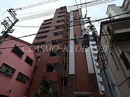 ラクラス大阪城[8階]の外観